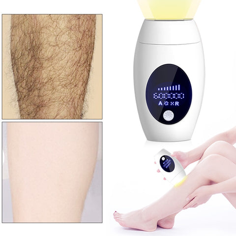 Shaving Gift Beauty Health IPL Epilator Hair Removal Device LCD Laser Hair Epilator Laser Hair Removal Machine Professional - SexyHeksieLingerie
