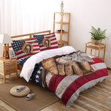 Sports Decoration Baseball  Bedding Set - SexyHeksieLingerie