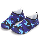 Blue Camouflage Surfer / Beach / Casual Leisure Shoes LB-TY0813-3 Size M - SexyHeksieLingerie