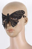 Costume Fancy Dress Accessory Butterfly Lace  Mask H-LB12357