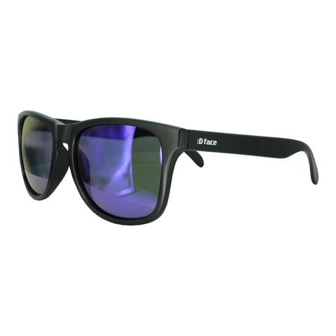 :Dface Aloha polarizada Black Purple