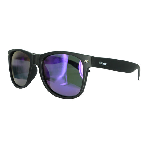 :Dface Waikiki polarizada Black Purple