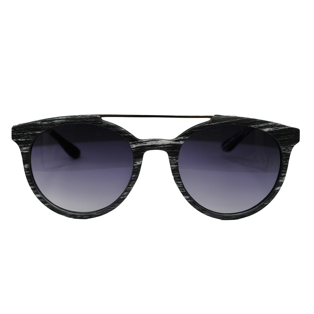 Gafas de Sol BaiDai Black Wood