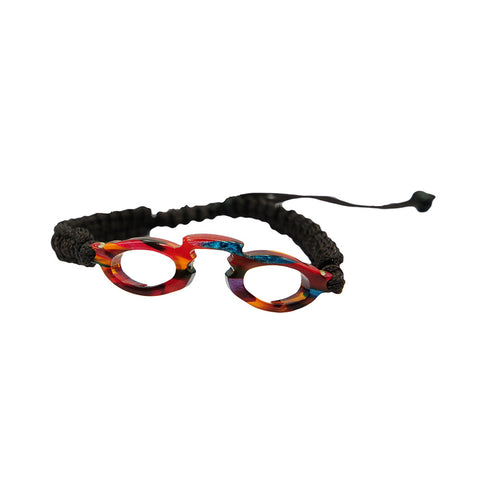 Pulsera Mini Gafas GROUCHO