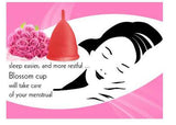 diva and lunette cup for menstruation