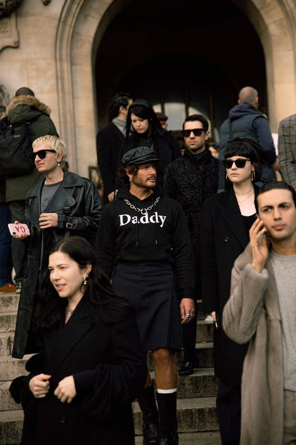 The Original Daddy - Hoodie - Black