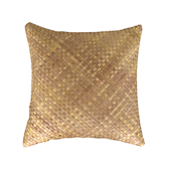 Natural Sundried Palmera Leaf Pillowcase