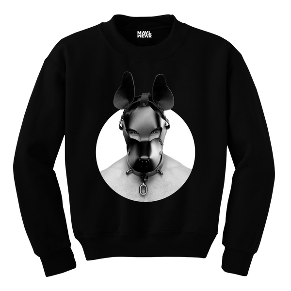 MAYL Wear - Sweatshirt, The Year Of The Dog - Black