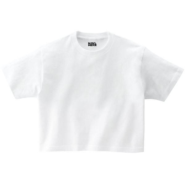 MAYL Wear Classic - Cropped T-shirt, Japanese Cotton