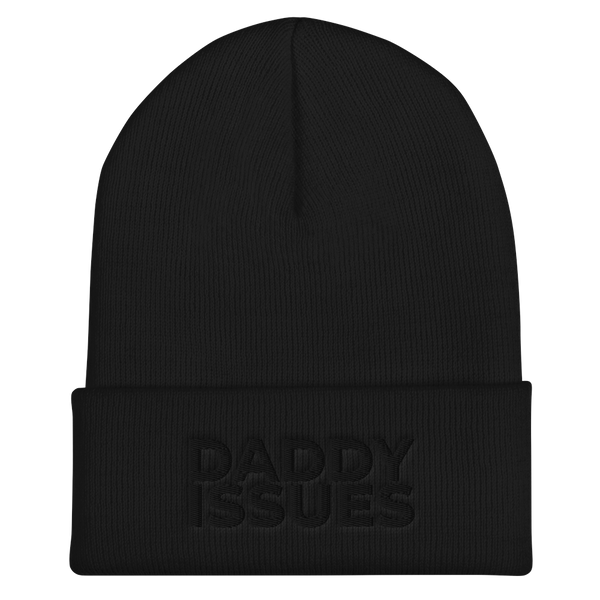 MAYL Wear - Cuffed Beanie, Daddy Issues