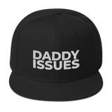The Original Daddy - Hat, Daddy Issues - Black, Embroidered
