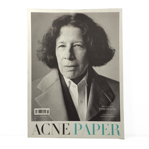 ACNE Paper: 14th issue / Winter 2012