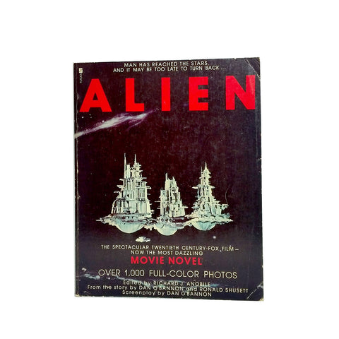 ALIEN: The Movie Novel