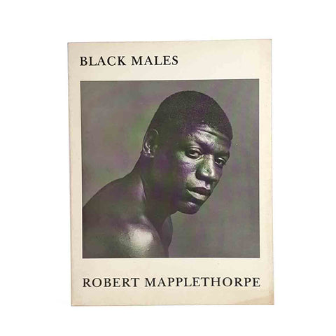 Black Males by Robert Mapplethorpe