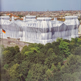 Christo and Jeanne-Claude: The Umbrellas, Wrapped Reichstag, The Wall.