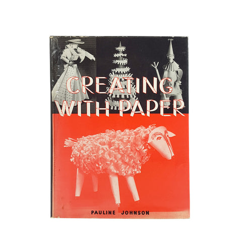 Creating with Paper by Pauline Johnson