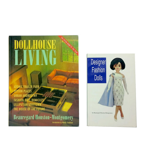 Beaurgard Houston-Montgomery's Dollhouse & Fashion Doll books