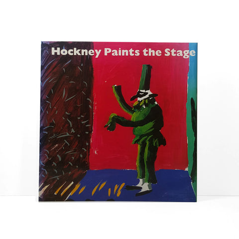 Hockney Paints the Stage