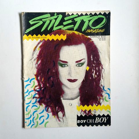 Stiletto magazine 1984