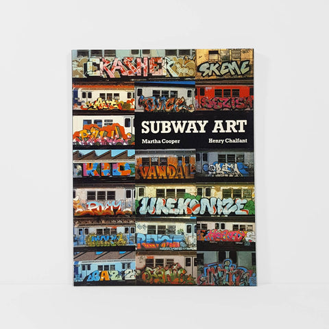 Subway Art by Martha Cooper and Henry Chalfant