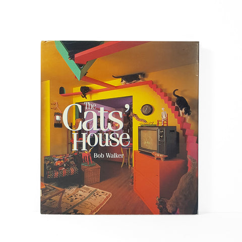 The Cats' House by Bob Walker