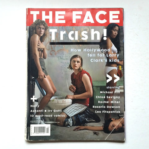 The Face: Oct. 2002