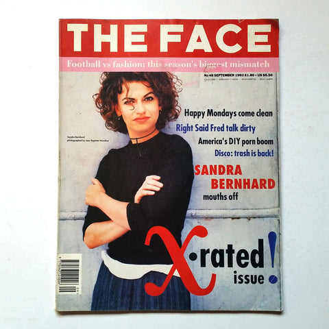 The Face: Sept. 1992