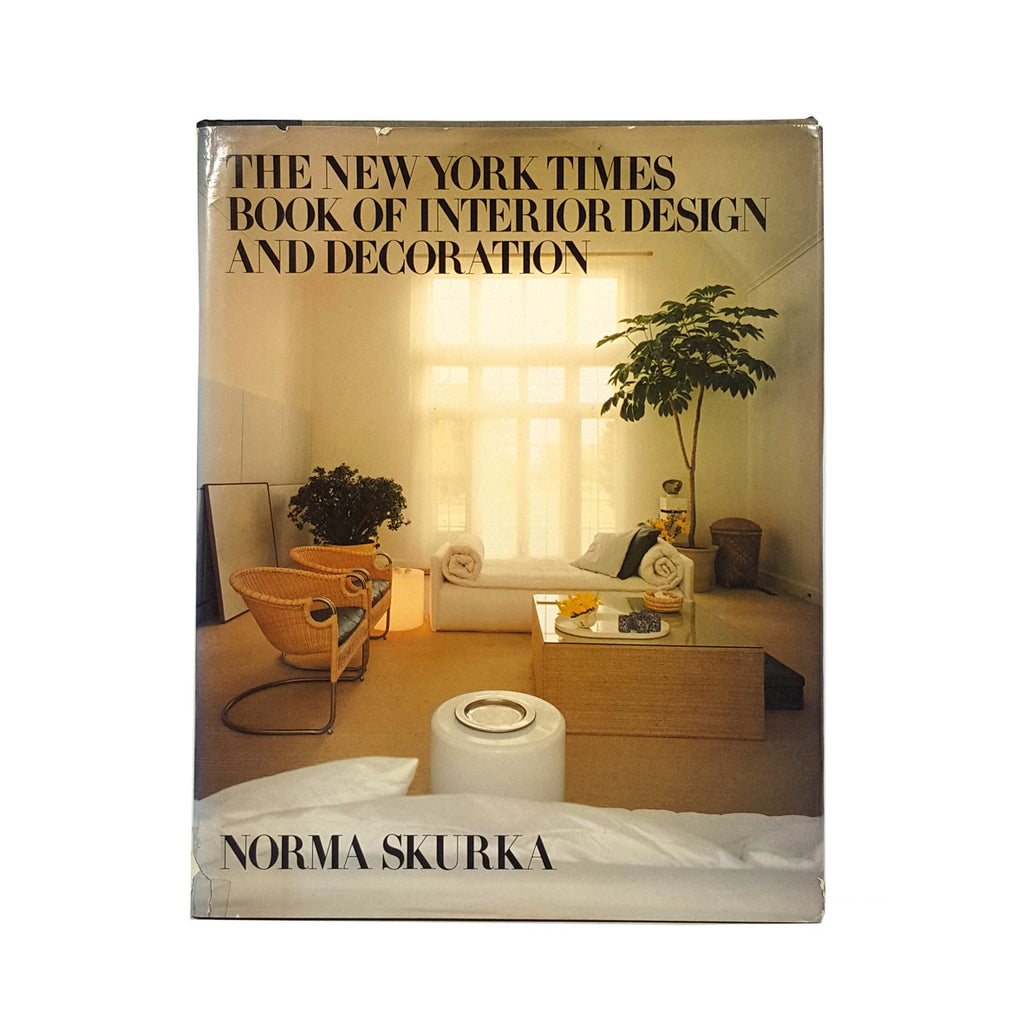 The New York Times Book Of Interior Design