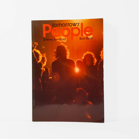 Tomorrow's People by Jeremy Sandford and Ron Reid