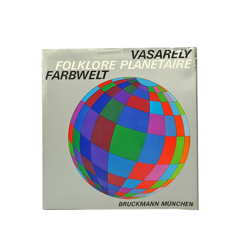 Vasarely: Planetary Folklore