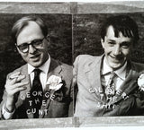 With Gilbert & George in Moscow