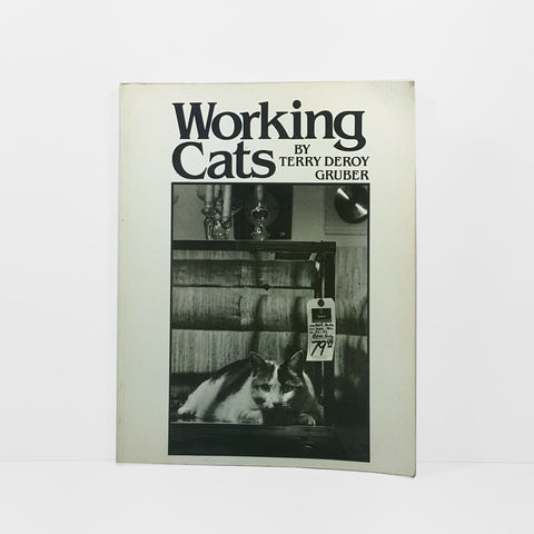 Working Cats by Terry Deroy Gruber
