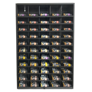 Shades EQ Hair Color Organizer Storage Display.
