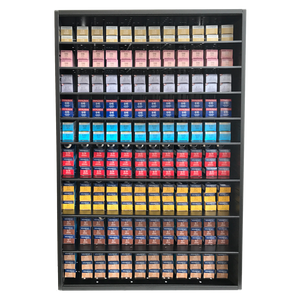 Wella Har Color Organizer Storage Display.