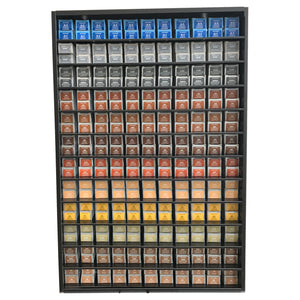 Matrix Hair Color Organizer Storage Display.