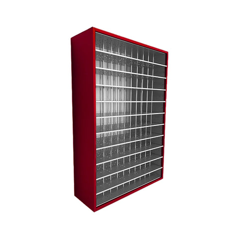 Dyerector-[One] | Gloss Burgundy Wall-Mount Hair Color Bar - Dyerector