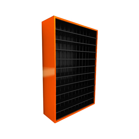 Dyerector-[One] | Gloss Orange Wall-Mount Hair Color Bar - Dyerector