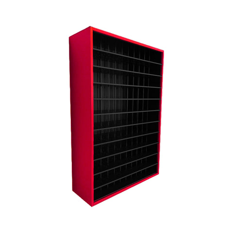 Dyerector-[One] | Gloss Red Wall-Mount Hair Color Bar - Dyerector
