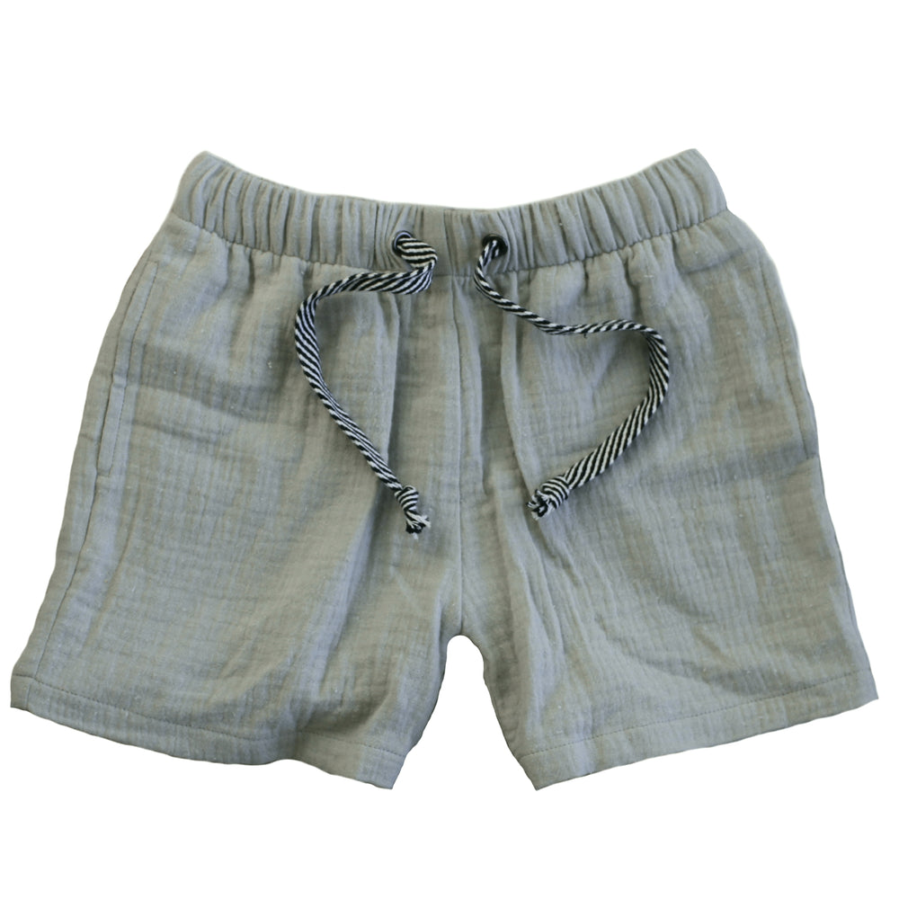Duke of London | Love Shorts - Grey