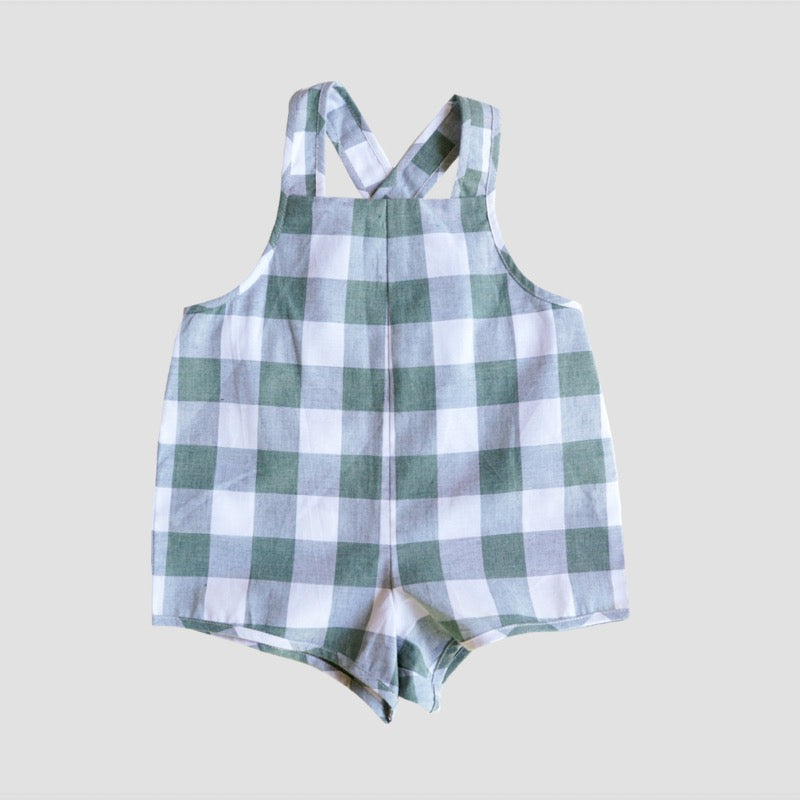 Ruffets and Co | Jamie Shortalls - Check