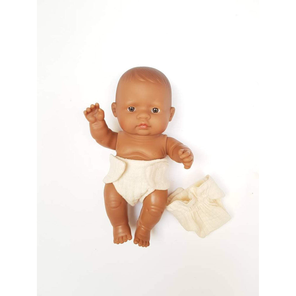 Przytullale | Doll Nappies - Vanilla - fits 38cm and 21cm dolls
