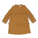 Alex & Ant | Carter Dress - Mustard Broderie - Size 3 LAST ONE