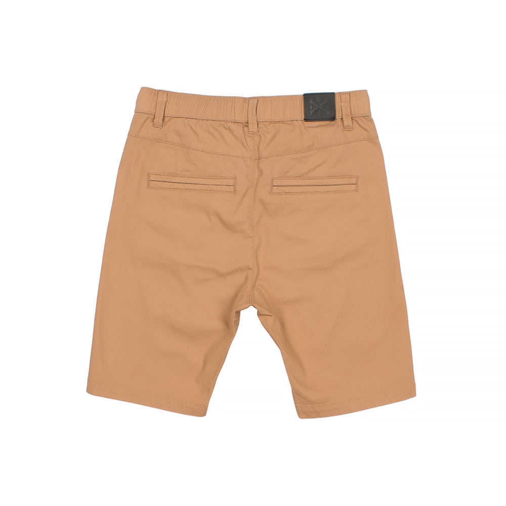 Alphabet Soup | Mayhem Chino Short - Tan