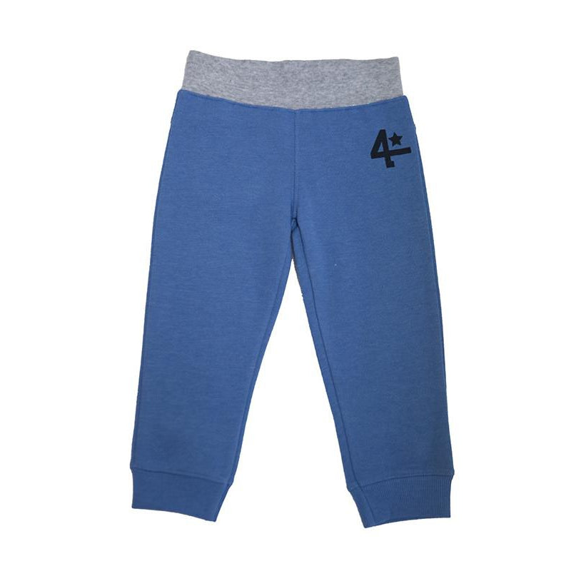 Milky | Blue Marle Track Pant - Size 00 LAST ONE