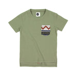 SUDO | Arrow Pocket Tee - Light Khaki
