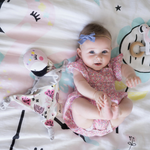 Kippins | Coco Kippin Organic Cotton Cuddle Blankie