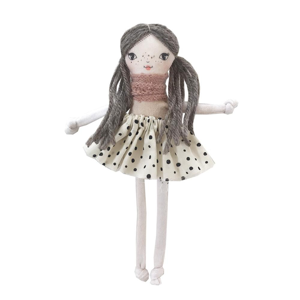 These Little Treasures | Miniature Lola (14cm) - Freckles, Ivory