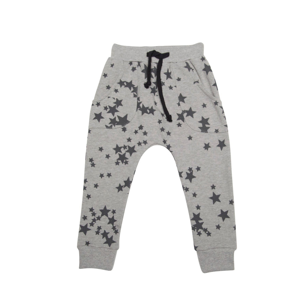 He and Her The Label | Galaxies Star Pocket Trackie - Size 1 LAST ONE