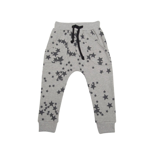 He and Her The Label | Galaxies Star Pocket Trackie