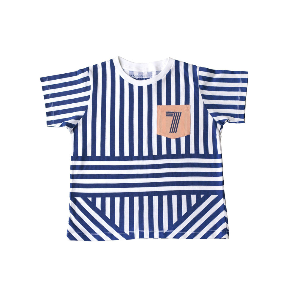 Doo Wop Kids | Hamptons Tee - LAST TWO